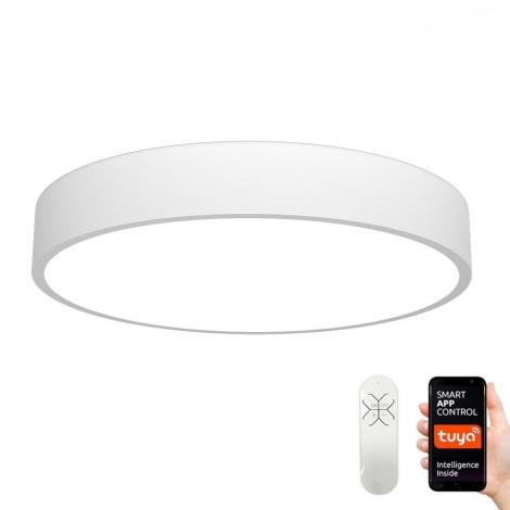 Immax NEO 07028L - Φωτιστικό οροφής dimmer LED RONDATE LED/65W/230V + RC Tuya