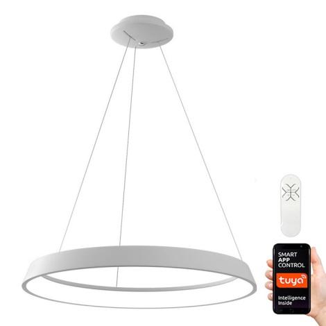 Immax NEO 07079L - LED Dimmable πολύφωτο σε ράγα LIMITADO  LED/39W/230V 60 cm+RC Tuya