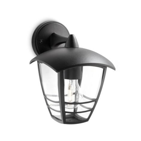 Philips - Φως τοίχου εξωτερικού χώρου 1xE27/60W/230V IP44